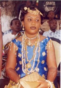 L'épouse du chef