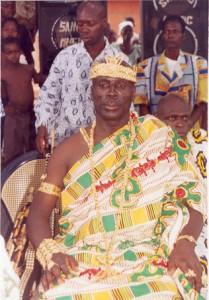 Le Chef du village de N'Zébénou